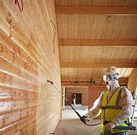 Рекомендации по нанесению огнебиозащитных составов на древесину